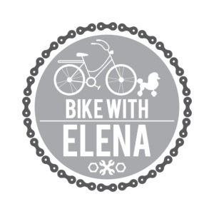bike with elena - iPhone 7 Plus Rubber Case