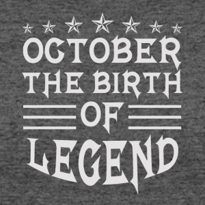 The Birth of Legend - Women's 50/50 T-Shirt