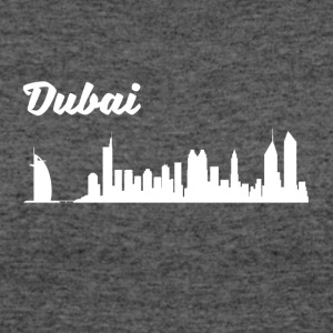 Dubai Skyline - Women's 50/50 T-Shirt