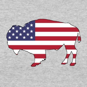 Bison - Women's 50/50 T-Shirt