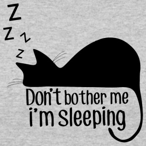Sleeping cat - do not disturb! - Women's 50/50 T-Shirt