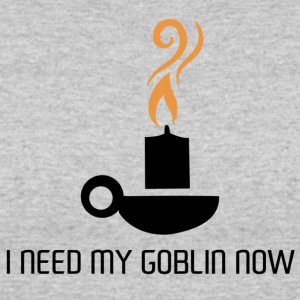 i need my goblin now - Women's 50/50 T-Shirt