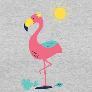 Khodeco design flamingo - Women's 50/50 T-Shirt