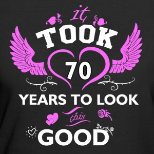 70 years and increasing in value - Women's 50/50 T-Shirt