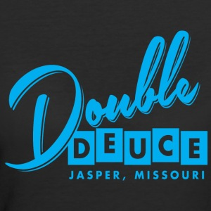 Double Duece - Women's 50/50 T-Shirt