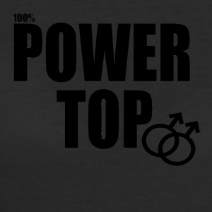 100% Power Top - Women's 50/50 T-Shirt