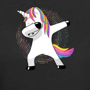 Funny dabbing unicorn - perfect present - Dab - Women's 50/50 T-Shirt