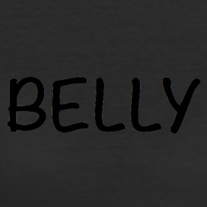 Belly Mug - Women's 50/50 T-Shirt