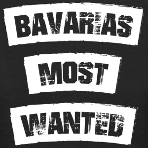 Bavarias most Wanted! Funny! - Women's 50/50 T-Shirt