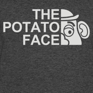 Potato face - Men's 50/50 T-Shirt
