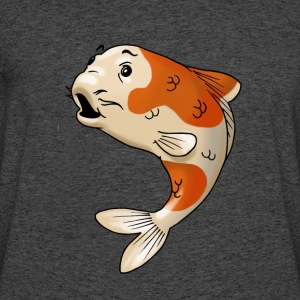 pisces fish goldfish koi - Men's 50/50 T-Shirt