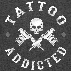 Tattoo Addicted ink tattoos - Men's 50/50 T-Shirt