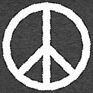 Peace abstract - Men's 50/50 T-Shirt