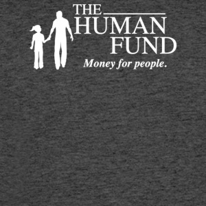 he Human Fund Money For People - Men's 50/50 T-Shirt