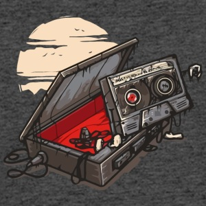 Dead Man Walkman - Men's 50/50 T-Shirt