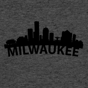 Arc Skyline Of Milwaukee WI - Men's 50/50 T-Shirt