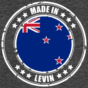MADE IN LEVIN - Men's 50/50 T-Shirt
