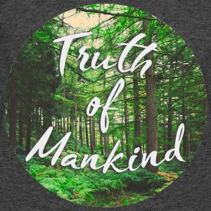 Truth of Mankind - Men's 50/50 T-Shirt