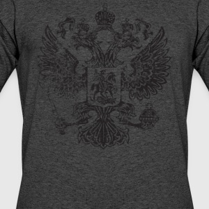 Russia Vintage Black - Men's 50/50 T-Shirt