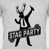 Stag Party / Bachelor Party (1C) - Men's 50/50 T-Shirt