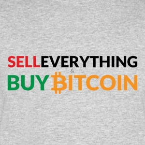 Buy Bitcoin (& Sell Everything) - Men's 50/50 T-Shirt
