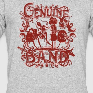 Genuine Band - Men's 50/50 T-Shirt