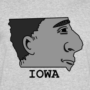 IOWA - Men's 50/50 T-Shirt