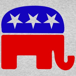 Republican NATIONAL CONVENTION LOGO - Men's 50/50 T-Shirt