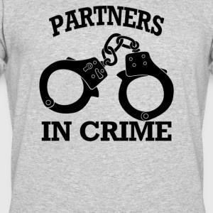 Partners In Crime - Men's 50/50 T-Shirt