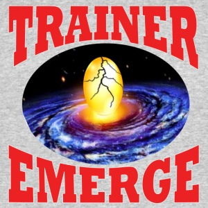 Go Player Trainer Emerge - Men's 50/50 T-Shirt