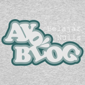 Ayo Belajar Nulis Blog - Men's 50/50 T-Shirt