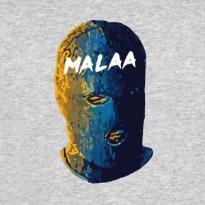 Malaa logo - Men's 50/50 T-Shirt