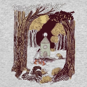 In the Clearing - Men's 50/50 T-Shirt