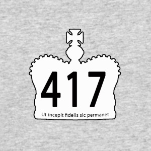 417-white-motto - Men's 50/50 T-Shirt