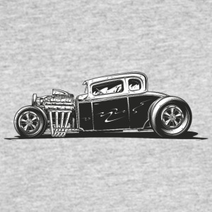 classic_muscular_car - Men's 50/50 T-Shirt