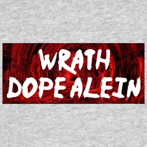 WRATH DA - Men's 50/50 T-Shirt