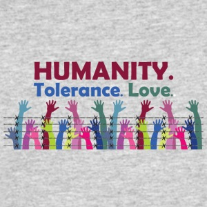 Humanity - Men's 50/50 T-Shirt