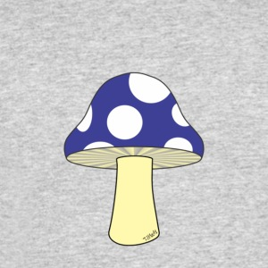 The Shroom - Men's 50/50 T-Shirt