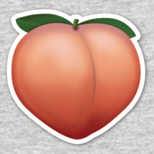 peaches TEST ONLY - Men's 50/50 T-Shirt