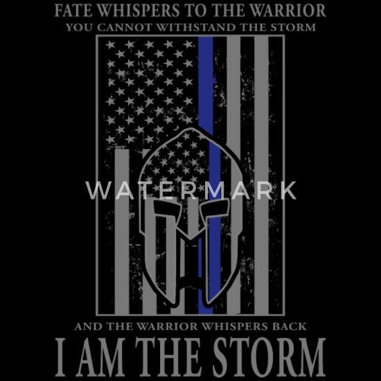 I Am The Warrior I Am The Storm Men S 50 50 T Shirt Spreadshirt Esplora tutte le pubblicazioni di i am the storm su discogs. spreadshirt