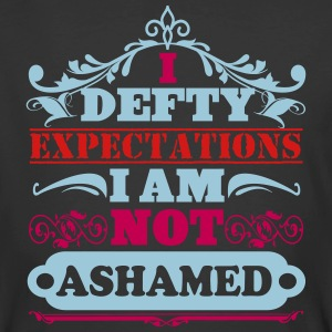 Ltd Edition - I am not ashamed - Men's 50/50 T-Shirt