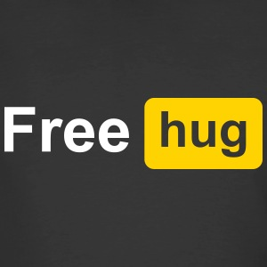 Free HUG - Men's 50/50 T-Shirt