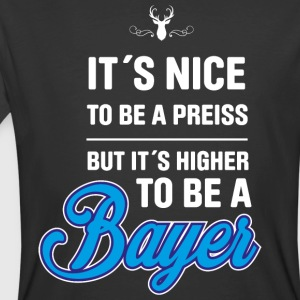 Bavarian! Bayer! Bayern! - Men's 50/50 T-Shirt