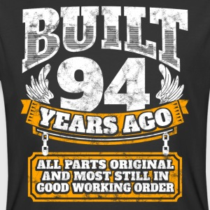 94th birthday gift idea: Built 94 years ago Shirt - Men's 50/50 T-Shirt