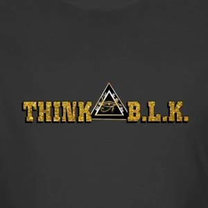 Think B.L.K. - Men's 50/50 T-Shirt