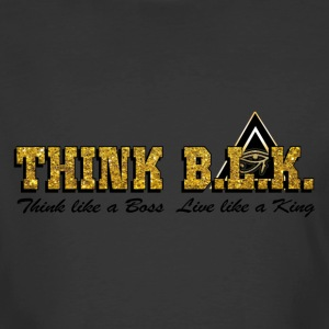 Think B.L.K. (Loyalty) - Men's 50/50 T-Shirt