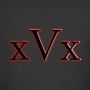 red xVx - Men's 50/50 T-Shirt