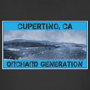 A Cupertino, CA Orchard Generation - Men's 50/50 T-Shirt