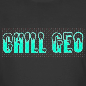 Chill. Geo Merchandise - Men's 50/50 T-Shirt