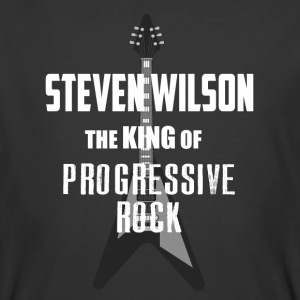 Steven Wilson The King of prog - Men's 50/50 T-Shirt